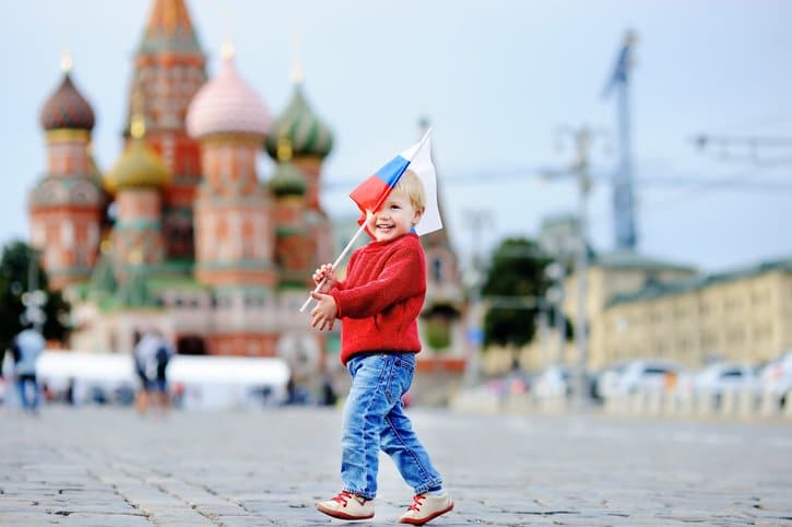 The Cutest Russian Names You'll Want to Steal